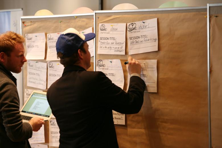 Das erste HR BarCamp Österreichs steht vor der Tür!