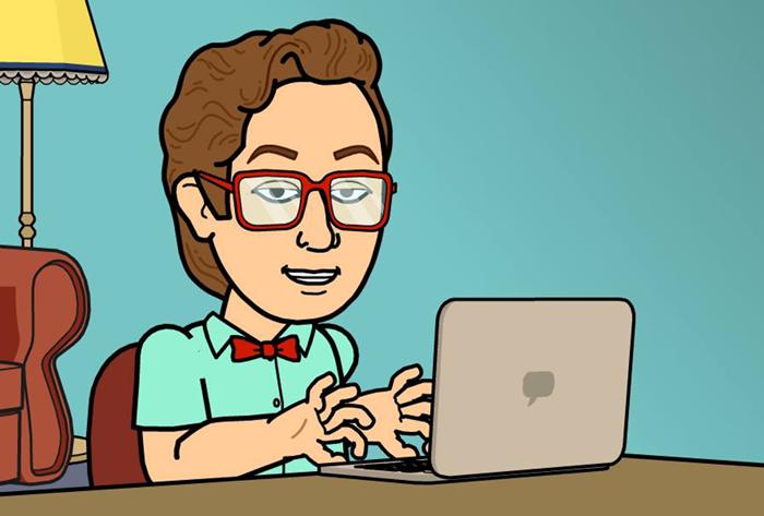 Tech-Geek Bitstrips Comic