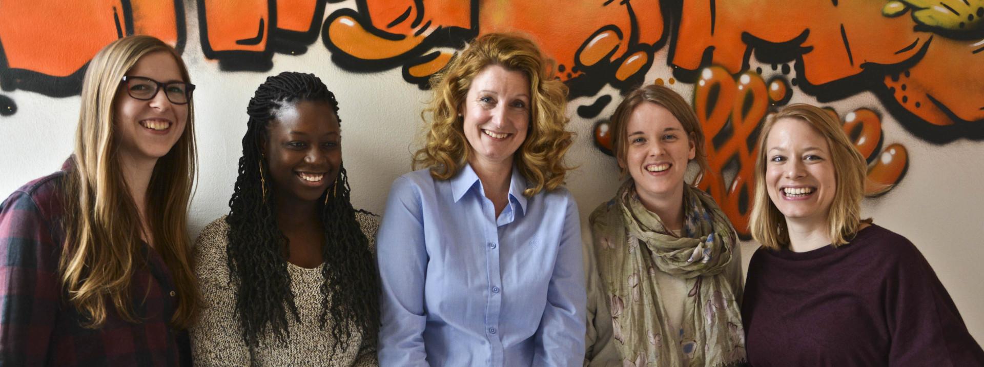 Unsere Powerfrauen: Ein Blick hinter die Kulissen