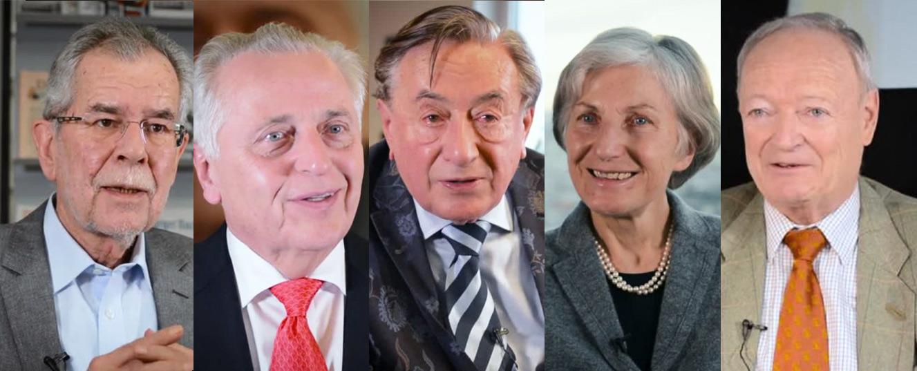 Präsidentschaftswahl 2016 – Die Kandidaten im whatchaCheck