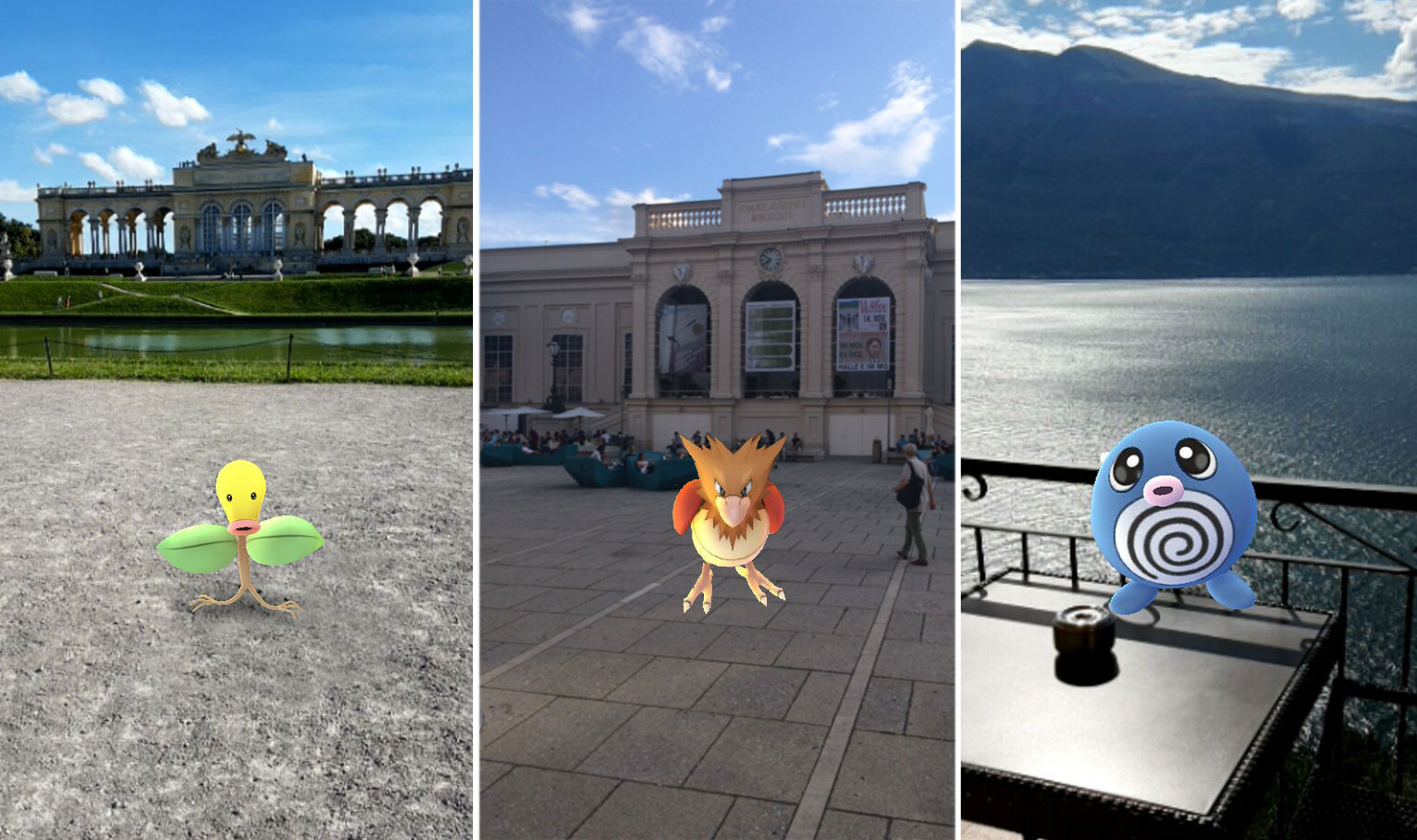 Catch `em all, those Pokémon Go Players! – Pokémon Go für Unternehmen