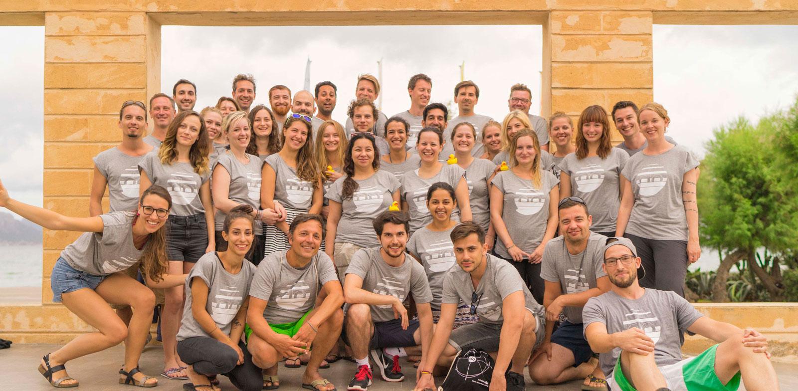 Teambuilding: whatchado auf Klassenfahrt