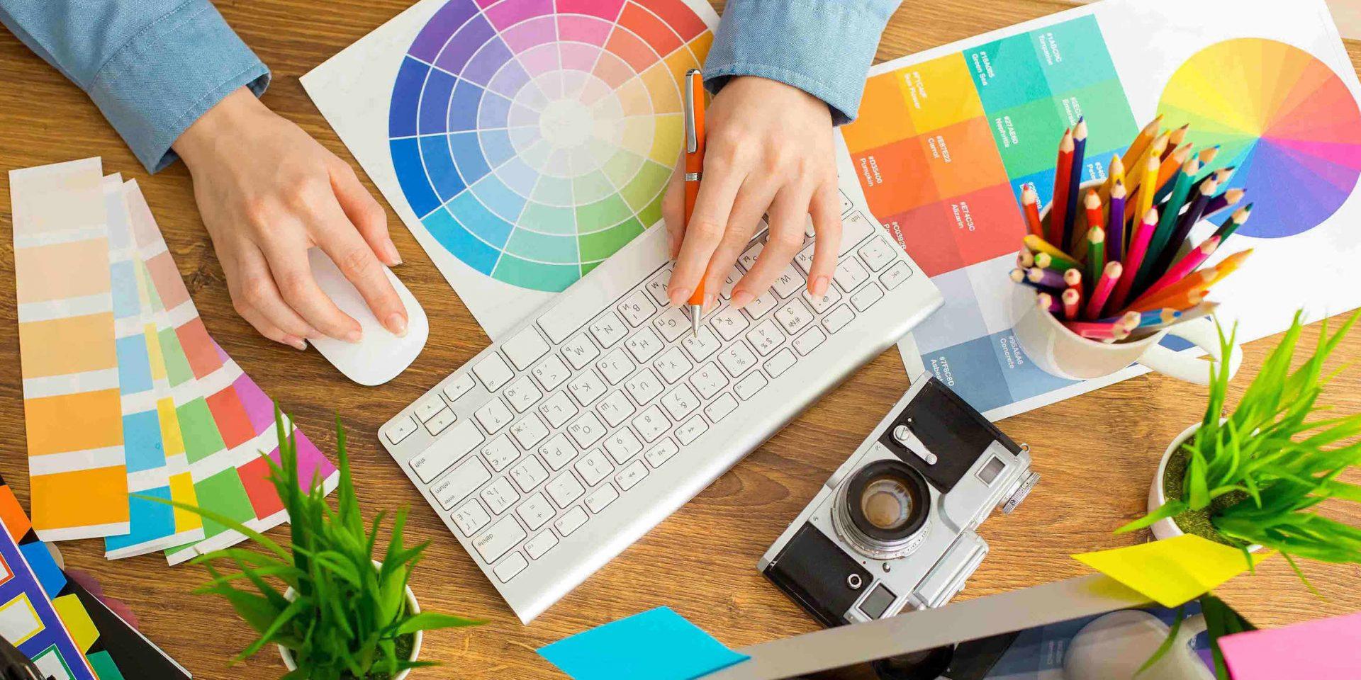Jobs in der Kreativbranche (Teil 1):  Mit Text, Design und Fotografie durchstarten