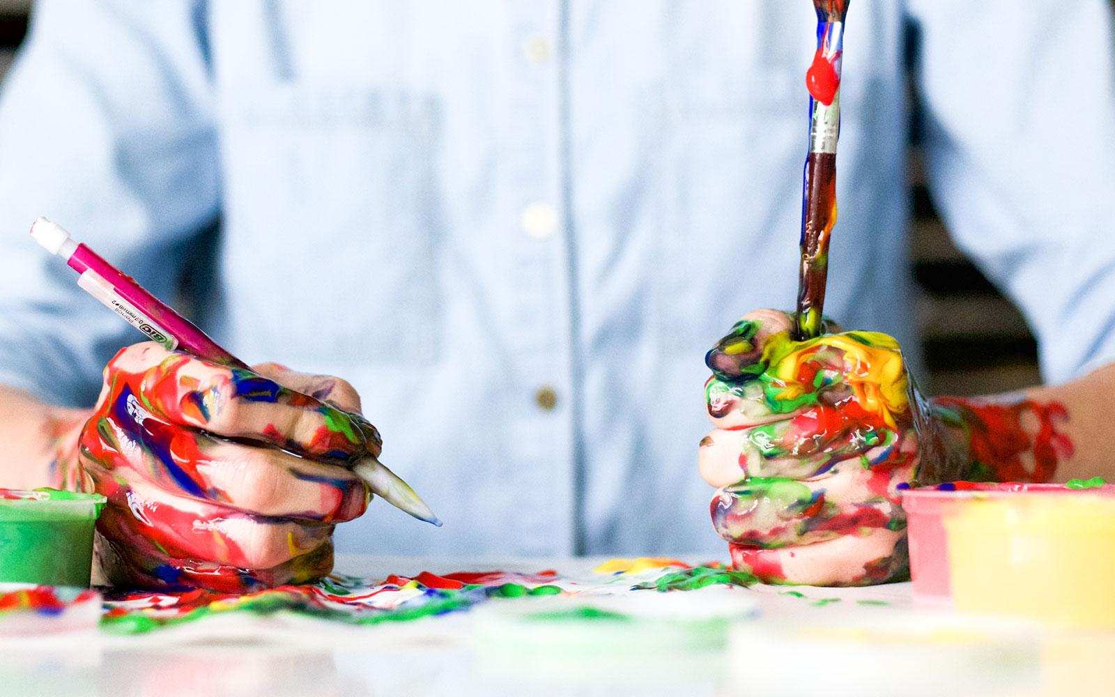 Just be creative? – Warum Kreativität allein nicht alles ist