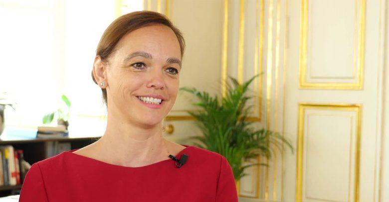 """Bildungsministerin Sonja Hammerschmid: """"Schöne Momente gibt es Gott sei Dank wirklich viele"""""""