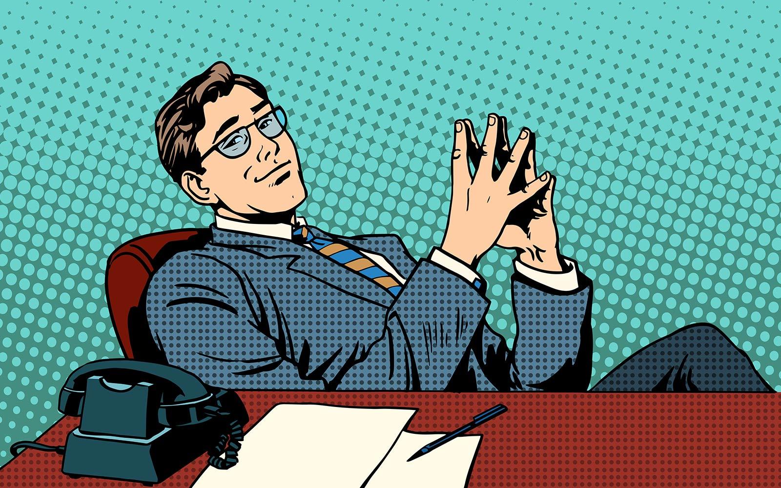 6 Cheftypen und wie du mit ihnen klar kommst – like a boss