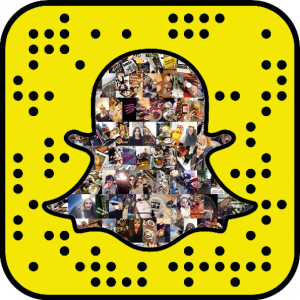 Snapchatcode mit Bilder