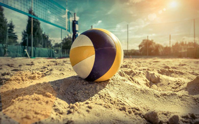 Vom Baggern, Pritschen und Blocken: Beachvolleyball als Beruf