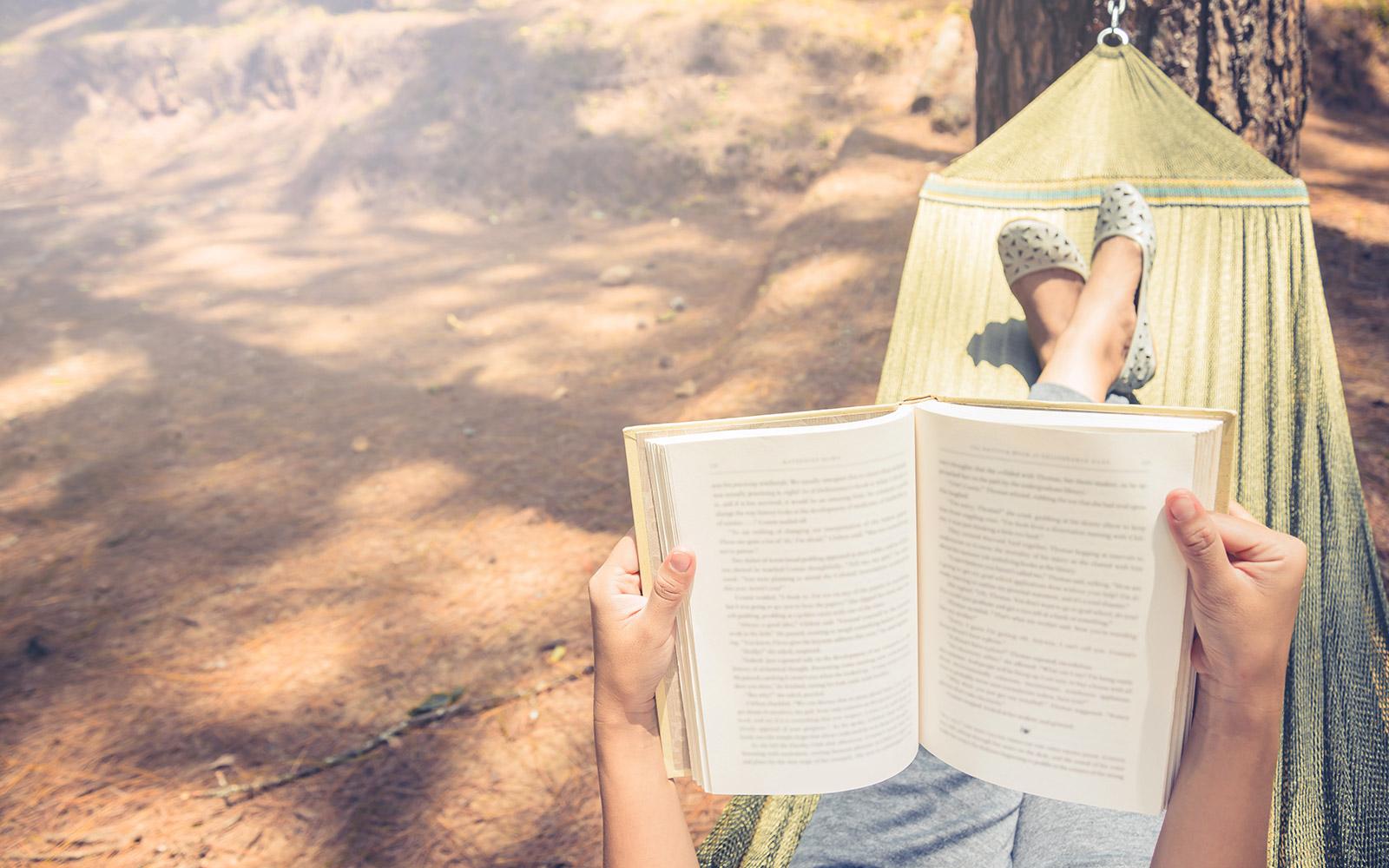 Wissbegierig in der Freizeit? Unsere Tipps zu spannender Sommerlektüre