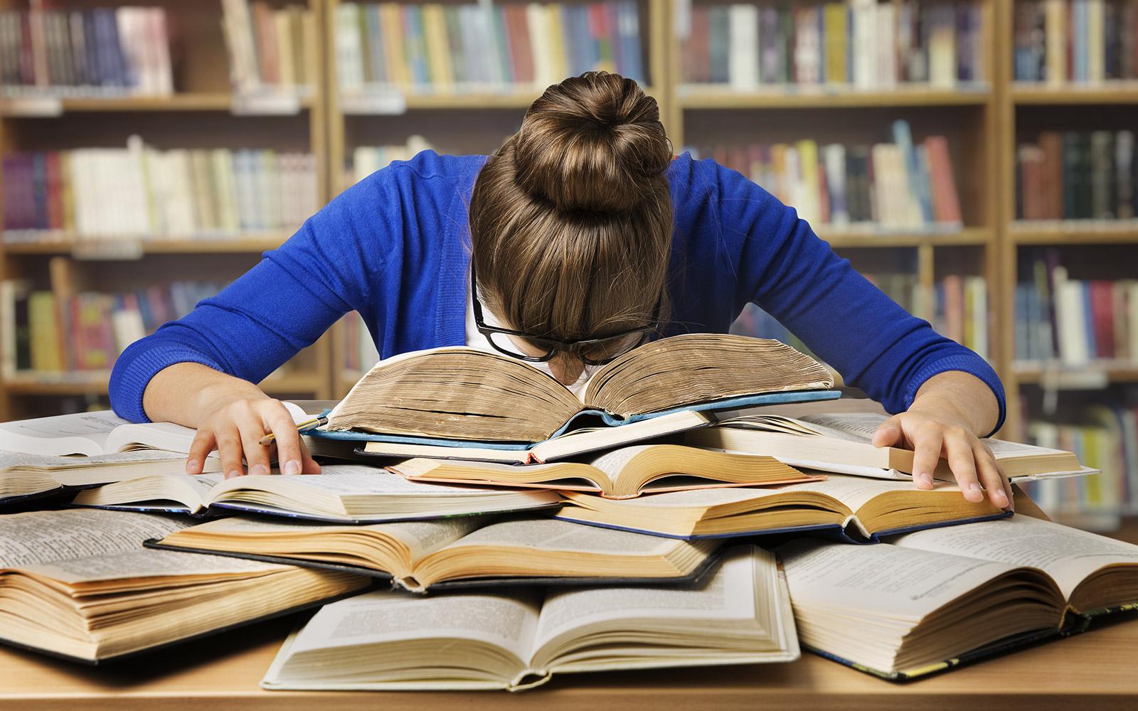 6 Vorsätze für dein Studentenleben, die du nie einhalten wirst