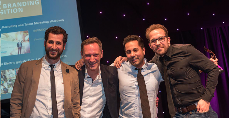 whatchado gewinnt den HR Excellence Award