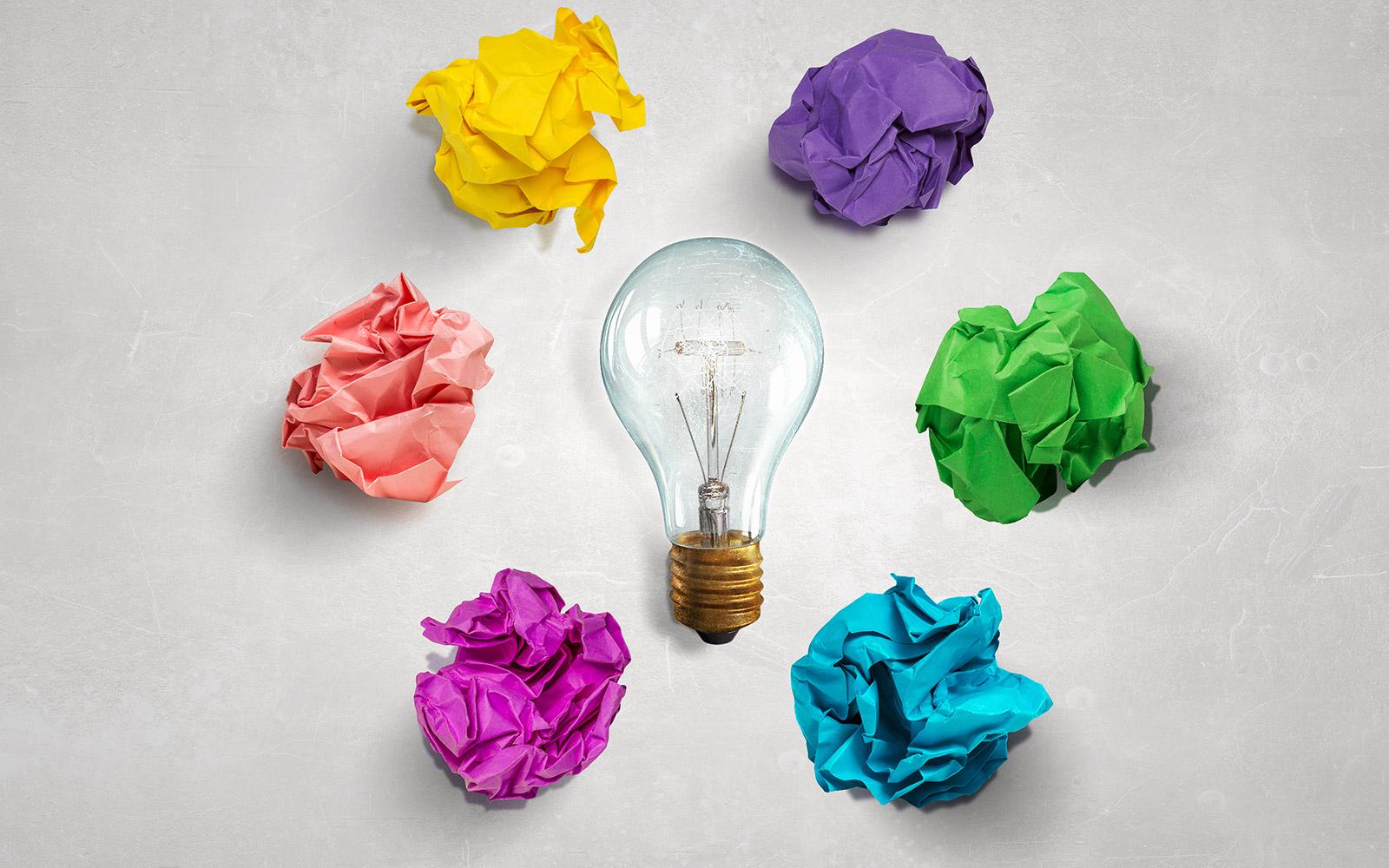 2 Kreativmethoden, die dich garantiert ans Ziel bringen