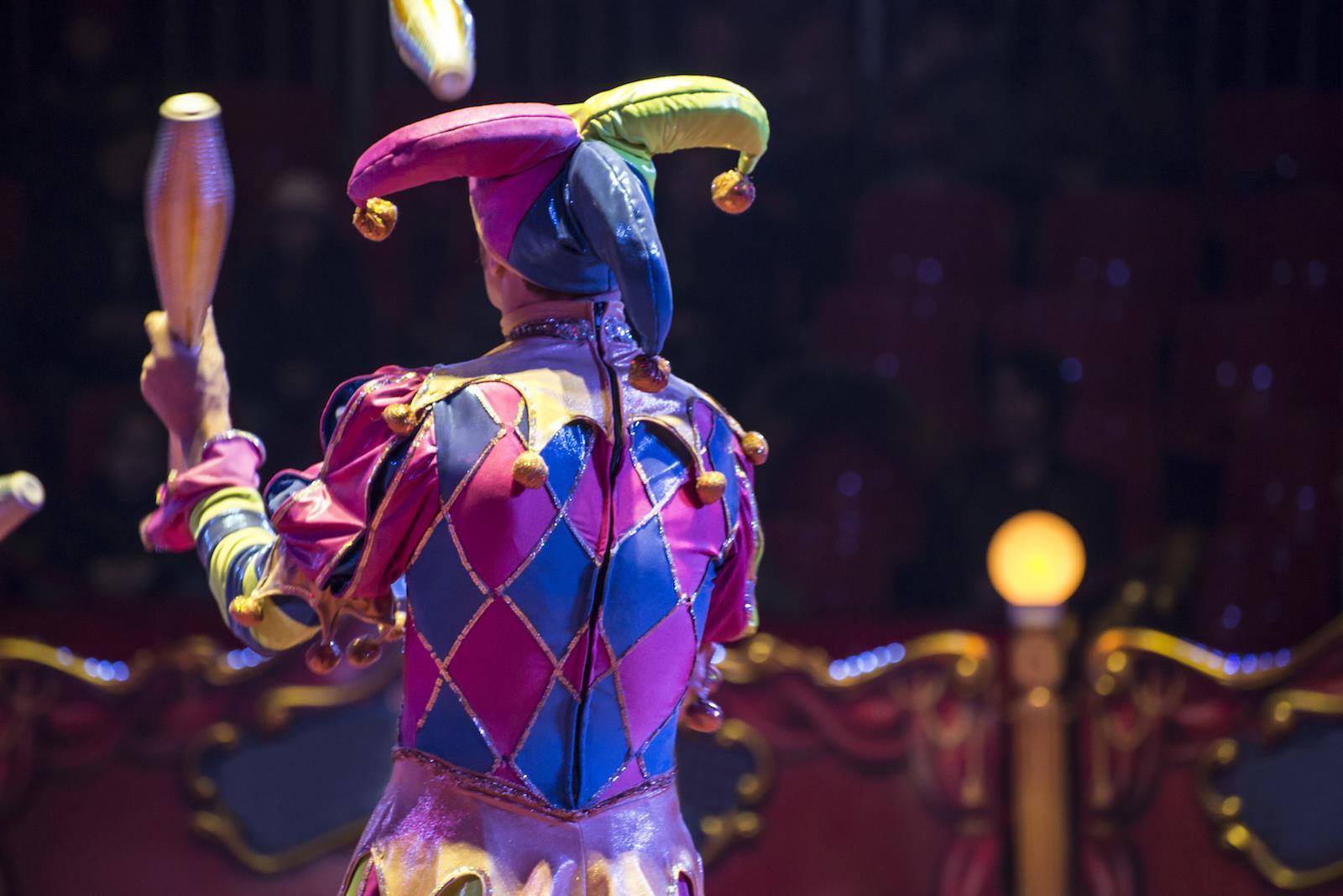 """""""Die ganze Welt ist ein Zirkus!"""" – Im Gespräch mit dem Zirkusdirektor und Clown Bernhard Paul"""