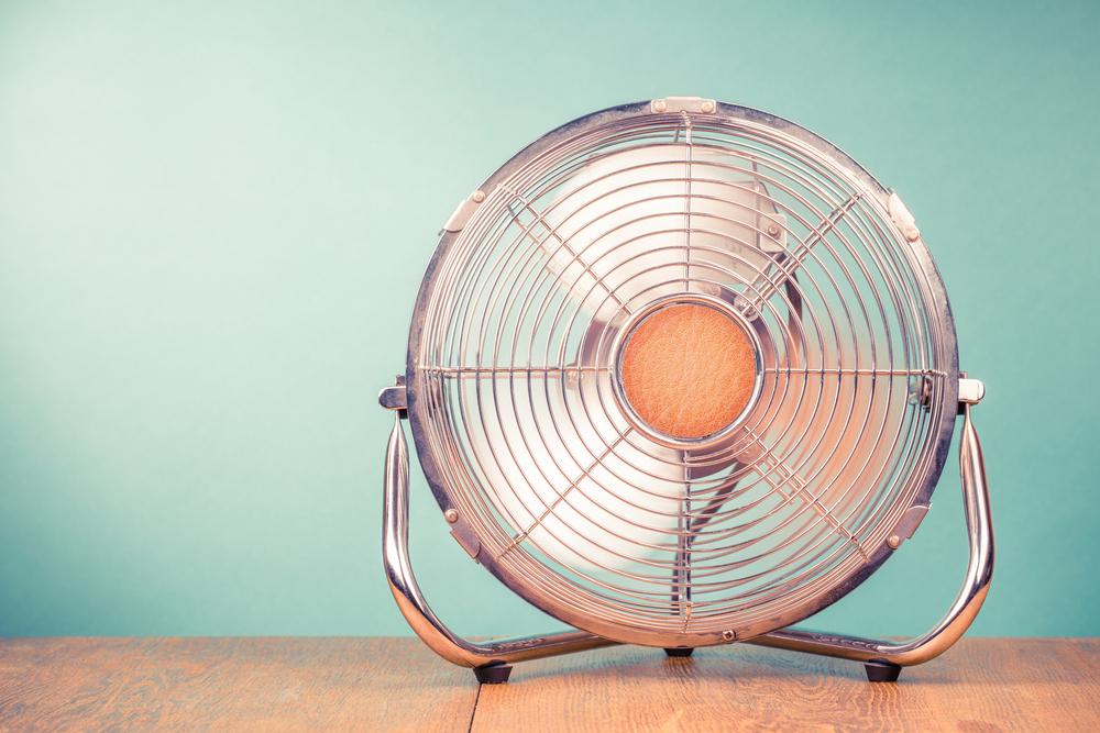 6 Tipps gegen die Hitze im Büro